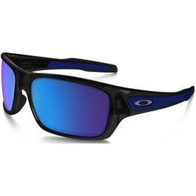Oakley Turbine XS - Lunettes cyclisme - bleu/noir